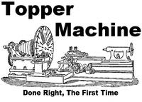 Topper Machine
