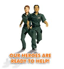 Our Heros are Ready to Help 24/7