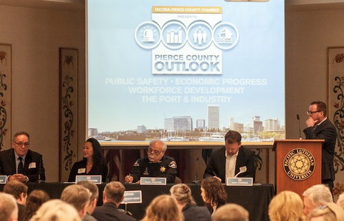 Inaugural Pierce County Outlook