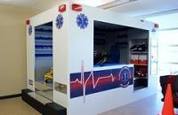 HCC SouthShore Ambulance Simulator