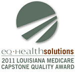 2011 Louisiana Hospital Capstone Quality Award