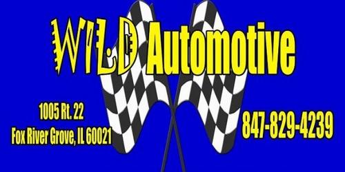 WILD AUTOMOTIVE!