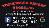 Koehlinger Garage Door, Inc.