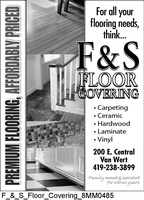 F & S Floor Covering
