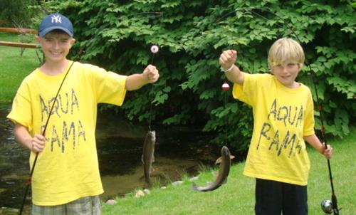 Aqua-Rama:  July 9-12, 2012