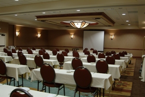 Holiday Inn meeting room