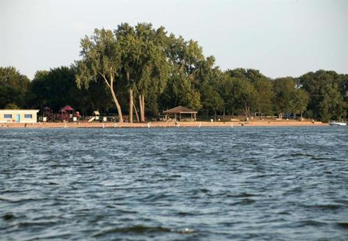 Lakeville has an array of lakes, beaches and parks