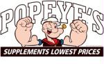 Popeye's Supplements