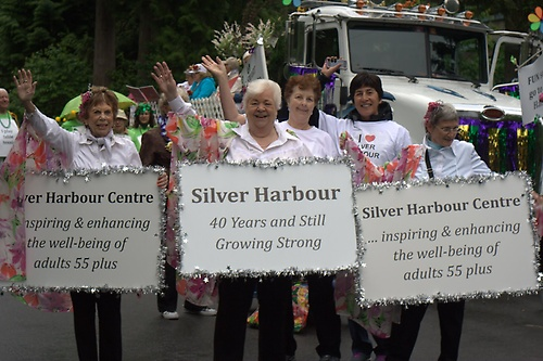 Silver Harbour:  40 years and still growing strong