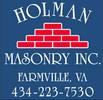 Holman Masonry, Inc.