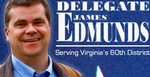 VA House of Delegates-Del. James Edmunds