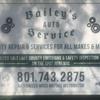 Bailey's Auto Service, Inc