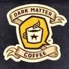 Dark Matter Coffee Osmium Coffee Bar