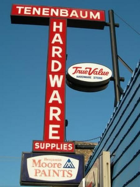 Tenenbaum True Value Hardware