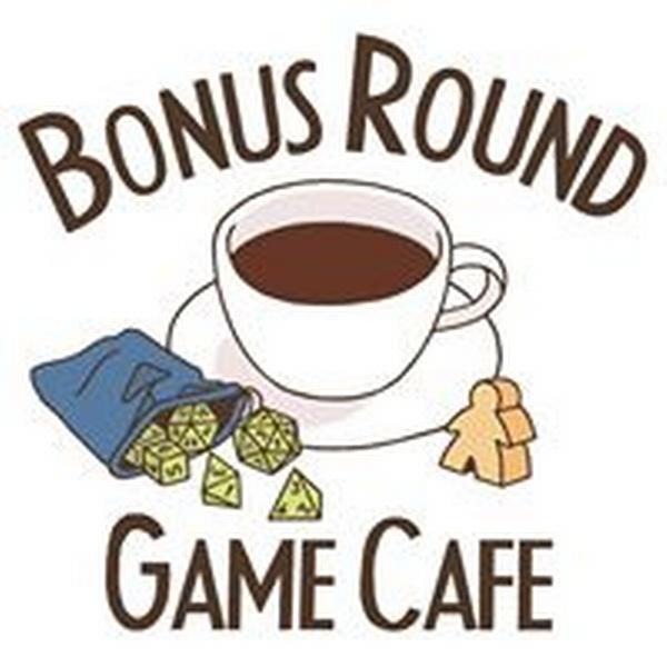 Bonus Round Game Cafe
