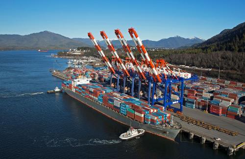 DP World PR Container Terminal