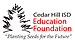 Cedar Hill ISD Education Foundation