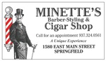 Minette's Barber-Styling & Cigar Shop