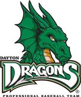 Dayton Dragons Professional Baseball