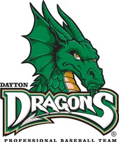 Dayton Dragons Professional Baseball