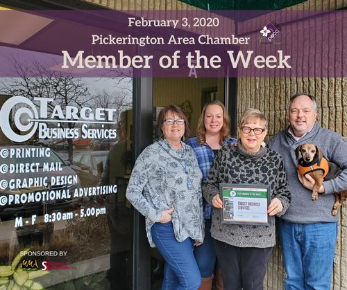 Feb 3, 2020 Member of the Week
