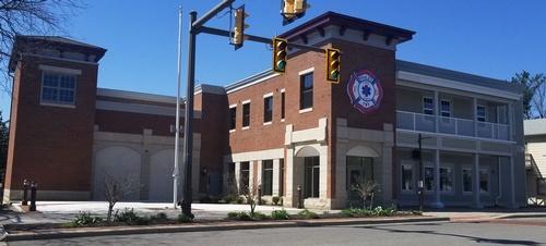 Violet Fire Station 591