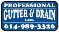 Professional Gutter & Drain Ltd.
