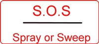 SOS Spray or Sweep Inc.