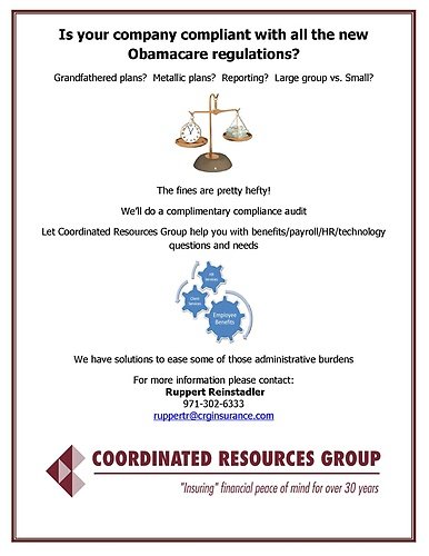 Coordinated Resources Group 86