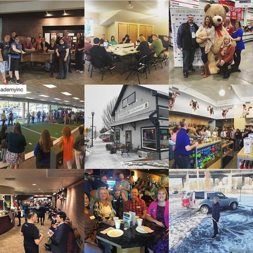 A Year in the Life of the Tigard Chamber