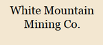 White Mountain Mining Co.
