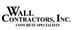 Wall Contractors, Inc.
