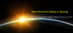 New Horizons Safety & Testing