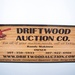 Driftwood Auction Company
