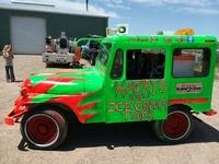 Hairy's Mobile Ice Cream Truck