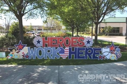 Hero's Work Here
