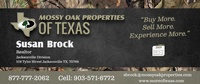 Mossy Oak Properties of Texas - Susan Brock