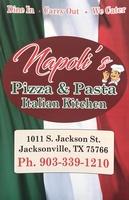 Napoli's Pizza & Pasta Italian Kitchen