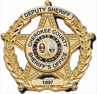 Cherokee County Sheriff Brent Dickson