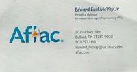 AFLAC - Edward McVay
