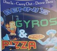 Benni's Gyros Pizza & Gyros