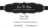 La Ti Da Handmade Creations