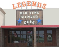 Legends Old Time Burger Cafe