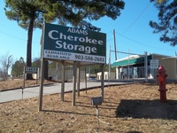 Adams Cherokee Self Service Storage