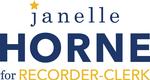 Janelle Horne for EDC Recorder Clerk