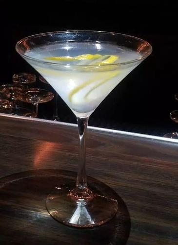 Uncle Van's Martini