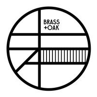 Brass + Oak