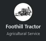 Foothill Tractor and Heavy Equipment