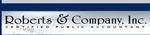 Roberts & Company, Inc., CPA