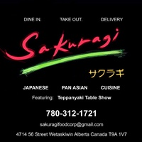 Sakuragi Pan Asian Cuisine